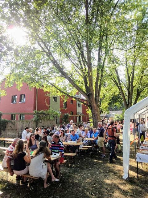 Dult up de Bult 2018 - das Stadtteilfest auf der Bult am 18. und 19. August